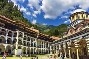 North Macedonia, Greece and Bulgaria Hiking Tour