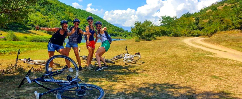 Cycling North Macedonia, Albania and Montenegro