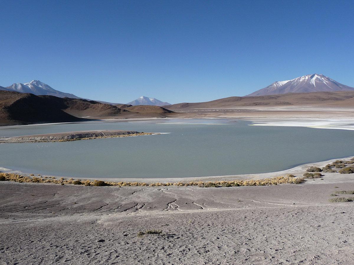 Stunning Lipez views seen on Bolivia Adventure Tour