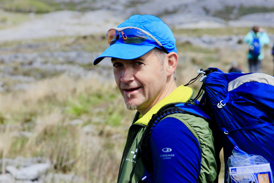 Paul, Wilderness Ireland