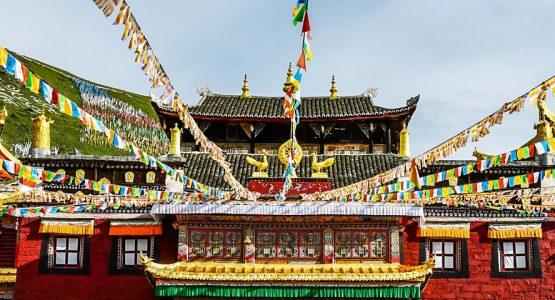 Trekking from Siguniang Shan to Bipenggou Valley