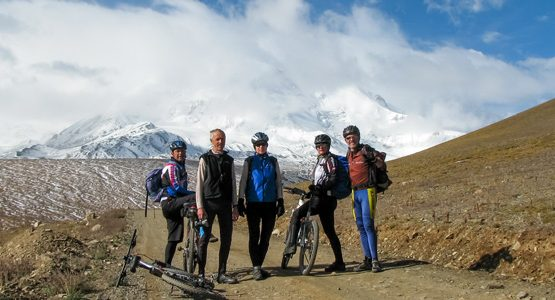 Bike Tour to Holy Mountain