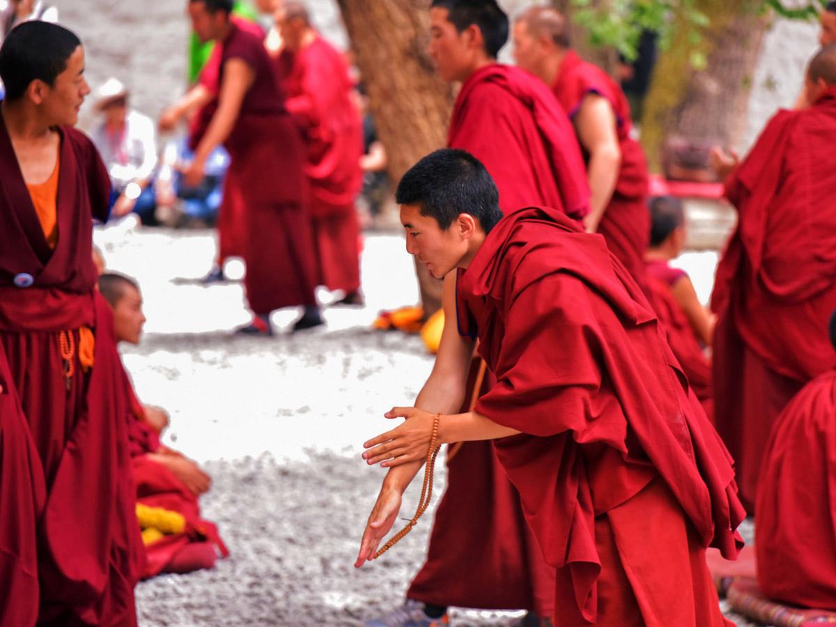 25-Day Mountain Biking Tour from Lhasa to Kathmandu