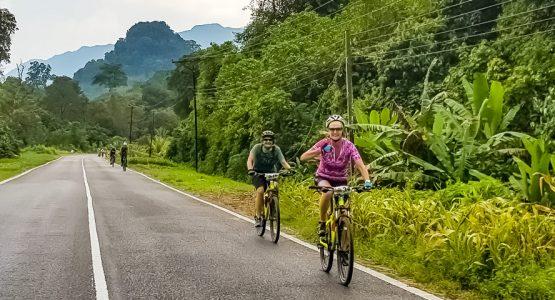Sarawak Rainforest Multisport Tour