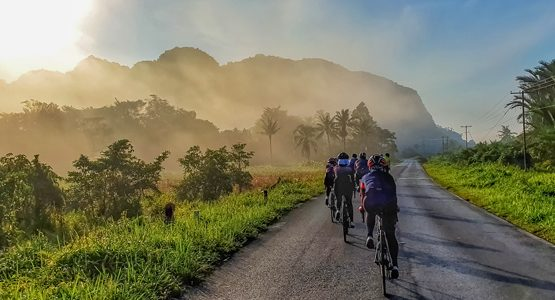 Trans Borneo Road Bike
