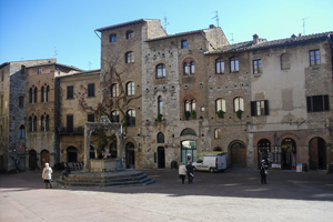 Parma to Siena