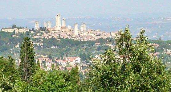 San Gimignano Volterra short