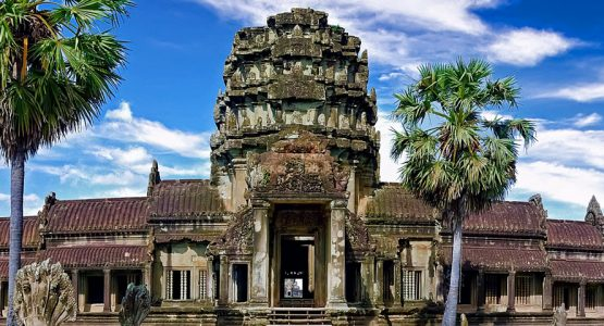 Cycle Mekong to Angkor Wat