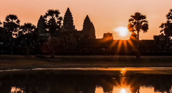 Phnom Penh to Angkor Wat Cycling Tour