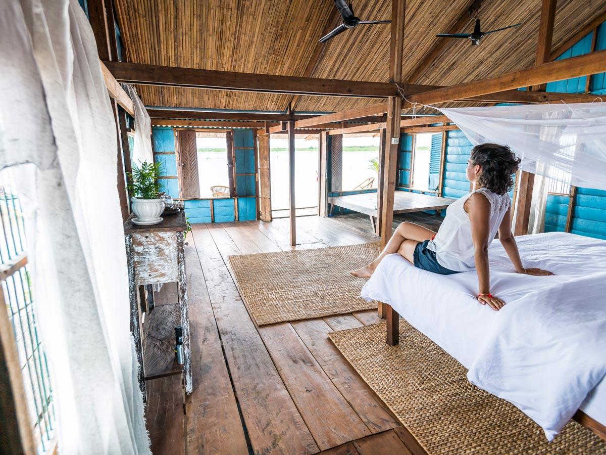 Beautiful room at Siem Reap