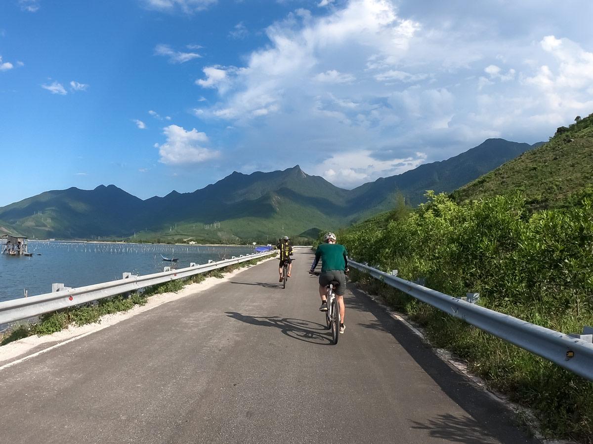 Hai Van Pass in Vietnam