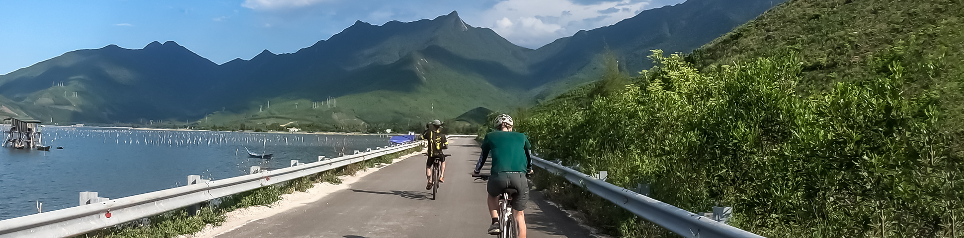 Cycle central Vietnam