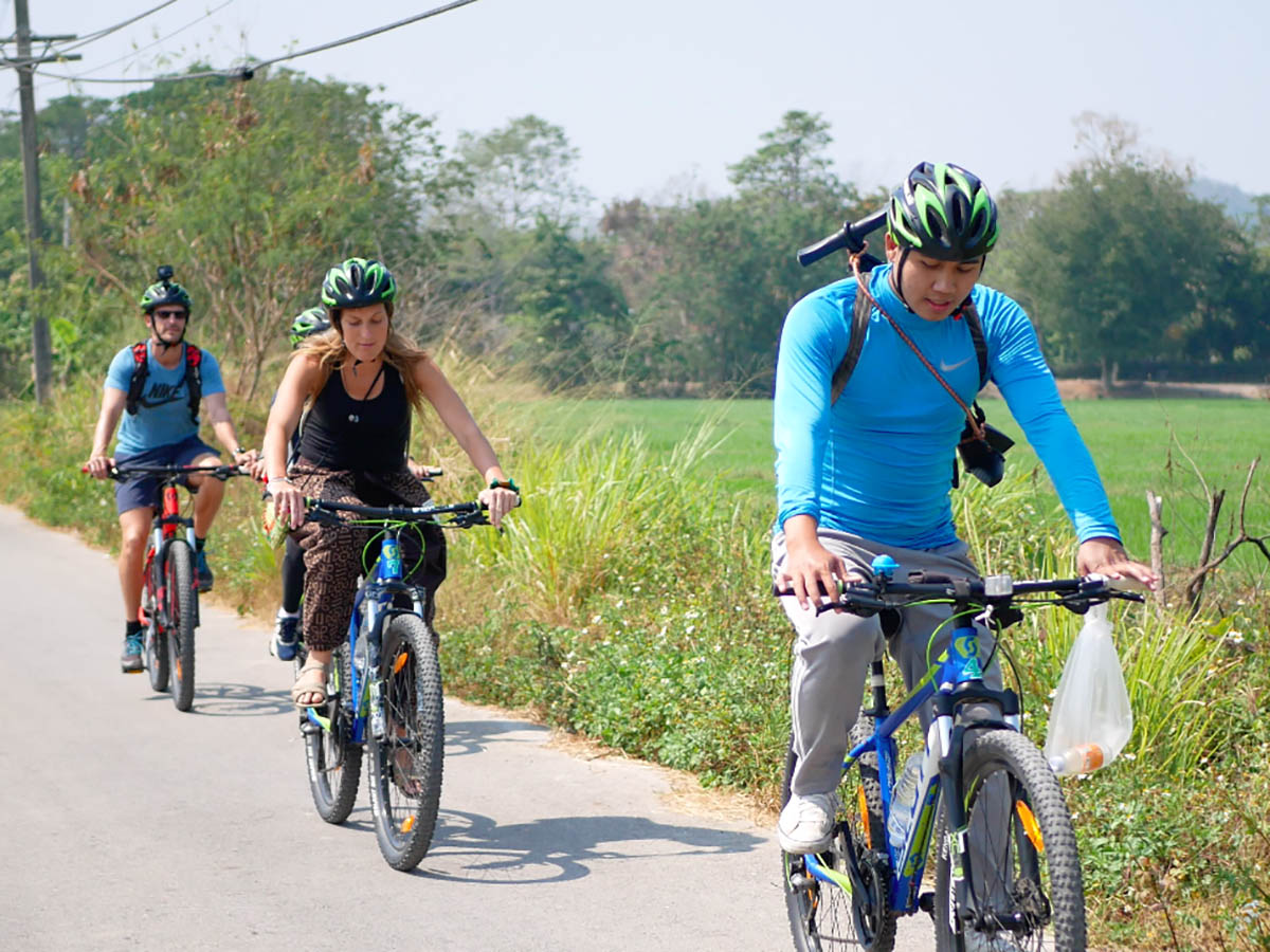 Day 9 - Chiang Mai_Cycling tour to Ban Tha Louk