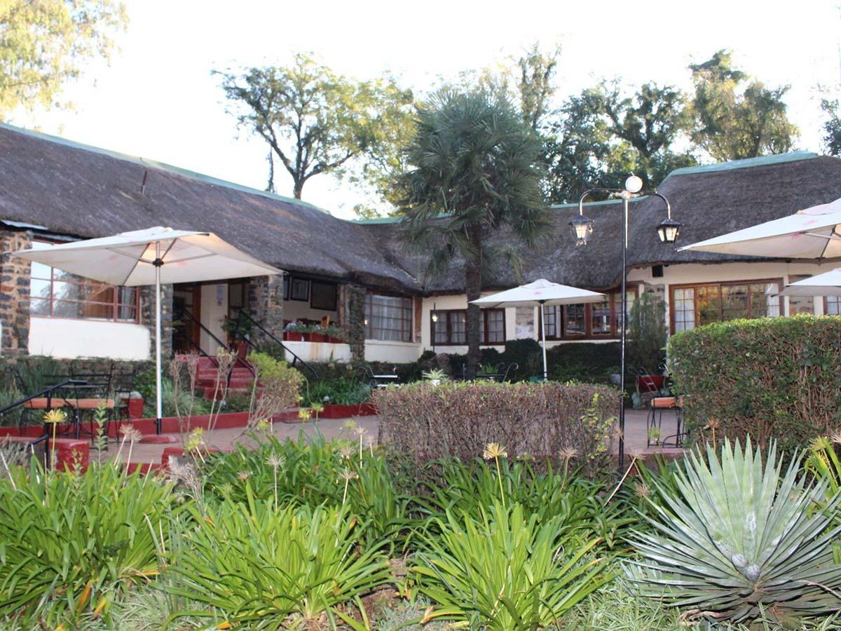 Sandford park restaurant area