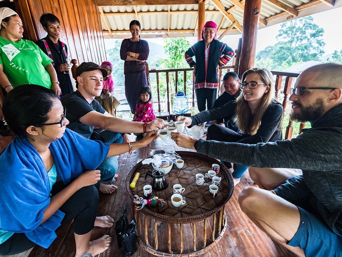 Group events in Chiang Mai