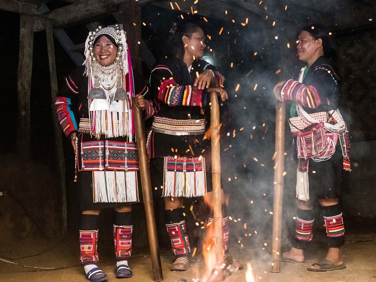 Locals (Chiang Mai, Thailand)
