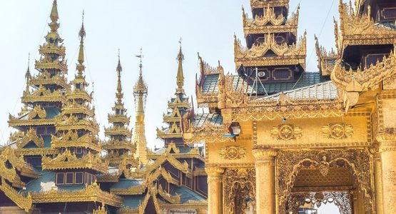 Authentic Myanmar Tour