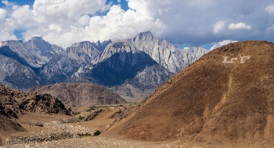 Mt. Whitney Summit Tour with Horseback Support