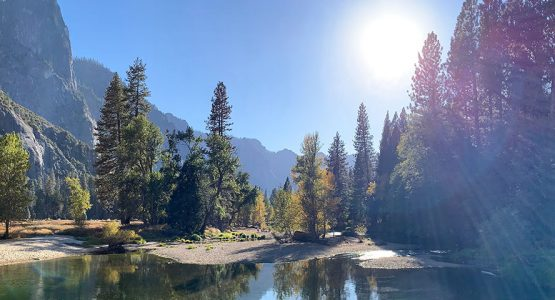 Yosemite Grand Traverse Backpacking Tour