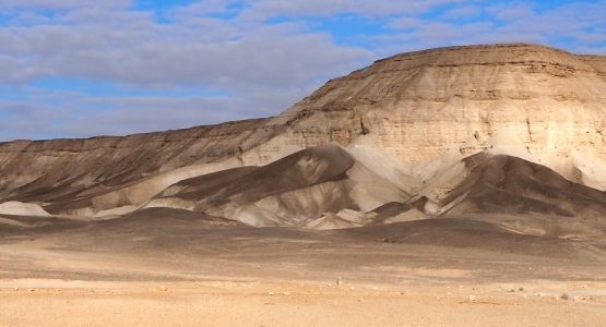 Negev Desert Hiking Tour