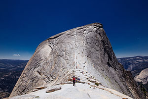 Cloud's Rest and Half Dome Backpacking Trip