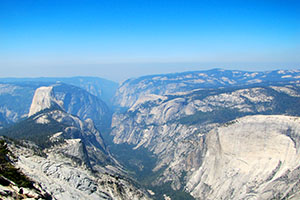 Grand Yosemite Traverse Tour with Horseback Support