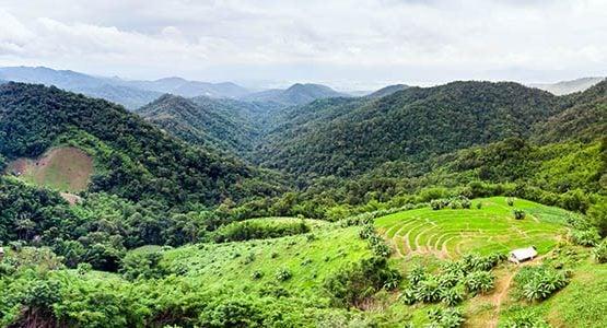 Hike and Bike Northern Thailand Tour