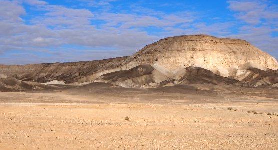 Negev Desert Hiking Tour