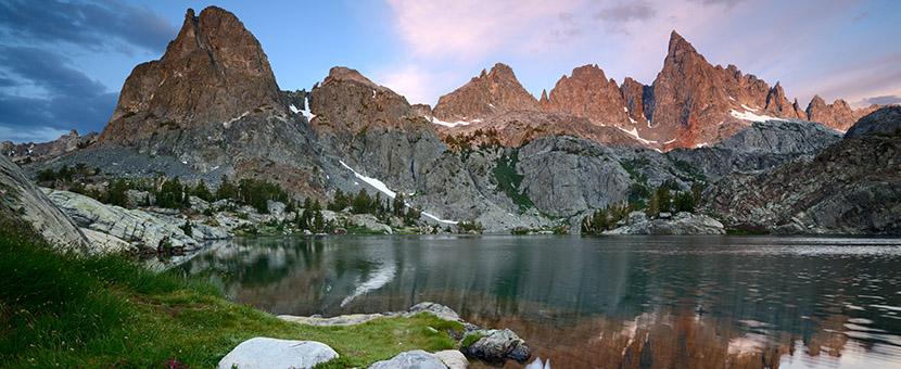 Alpine Lakes Backpacking Adventure