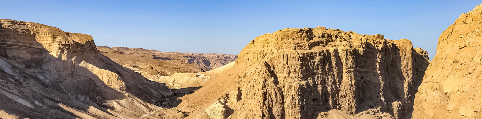 Judean Desert Trek