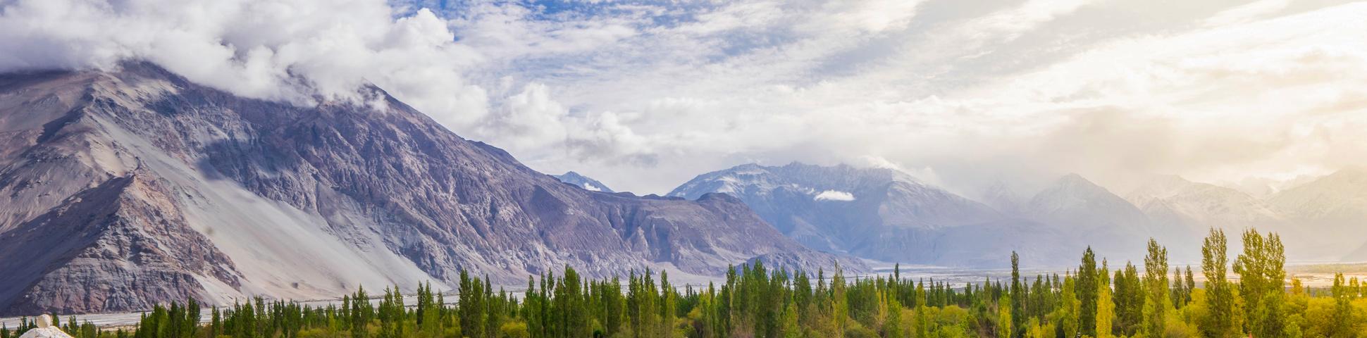 Ladakh Village
