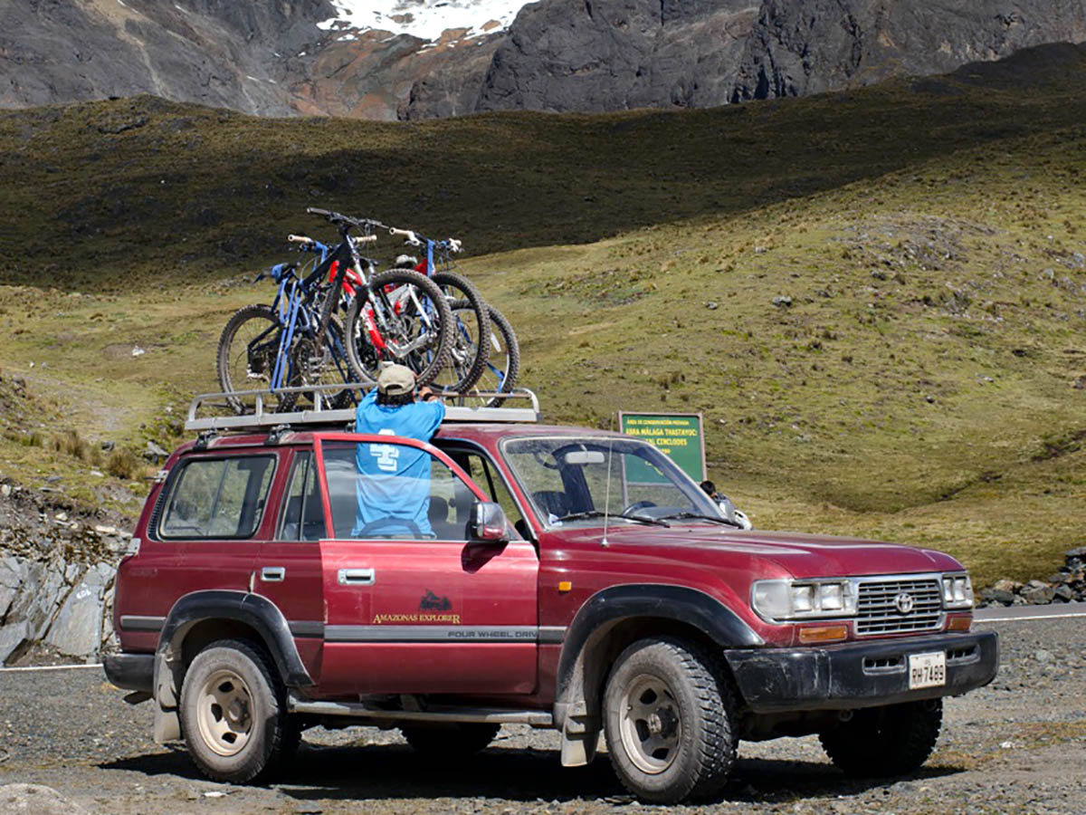 Bike Backroads of the Andes