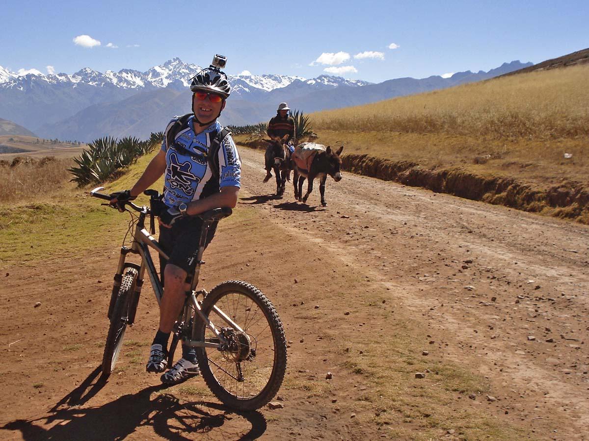 Bike Moray Maras