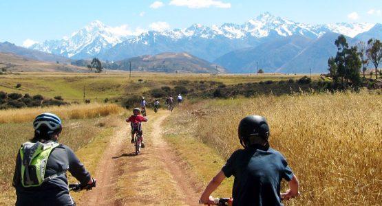 Biking Adventures in Cusco's Sacred Valley