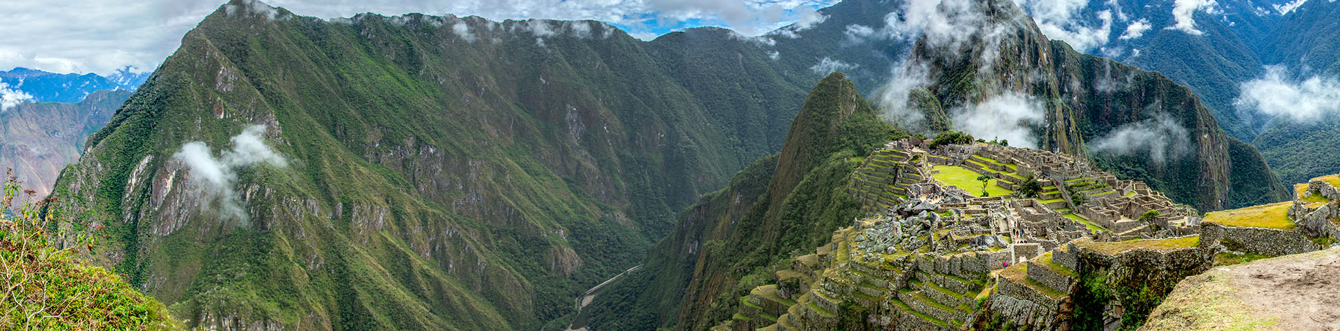 Sacred Valley and Machu Picchu Adventure Tour
