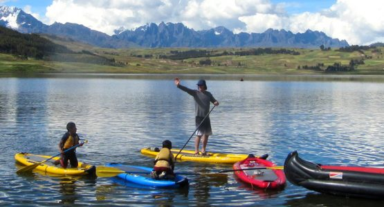 Multi-Sport Family Adventure Tour in Peru