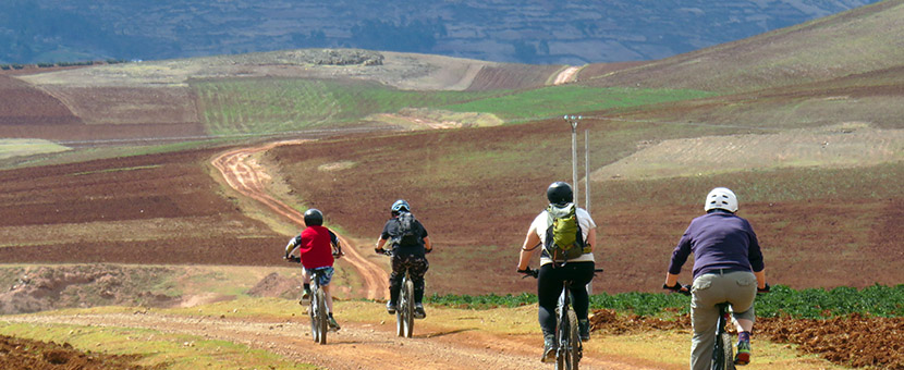 Mountain Biking Adventure in the Sacred Valley