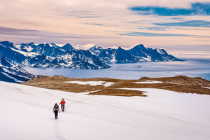 Trekking the Icefjords of East Greenland Tour