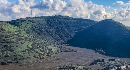 5-day Golan Trail Hiking Tour