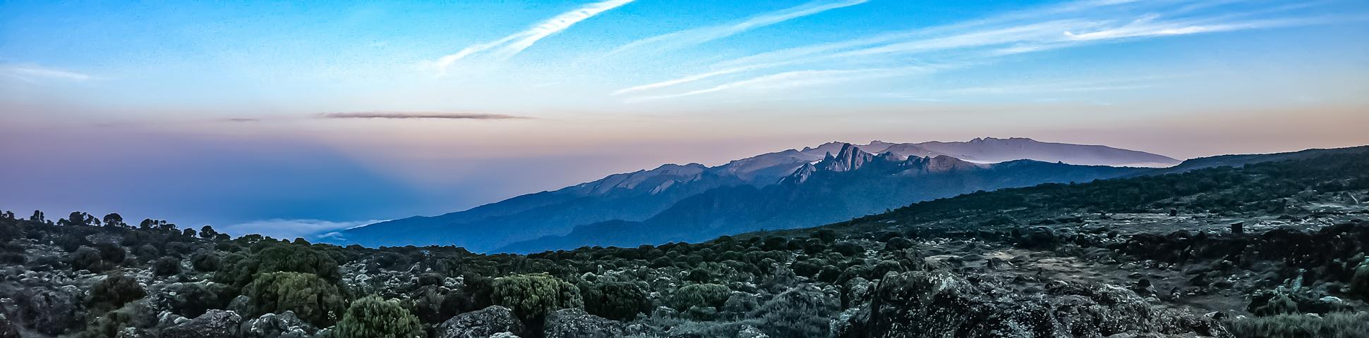 7-Day Mount Kilimanjaro on Lemosho Route