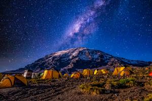 8-Day Mount Kilimanjaro on Lemosho Route