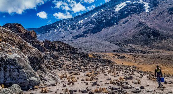 6-day Mount Kilimanjaro on Machame Route