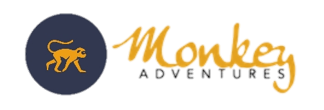 Monkey adventures logo