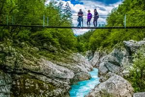 Hike and Bike Northwest Slovenia Tour