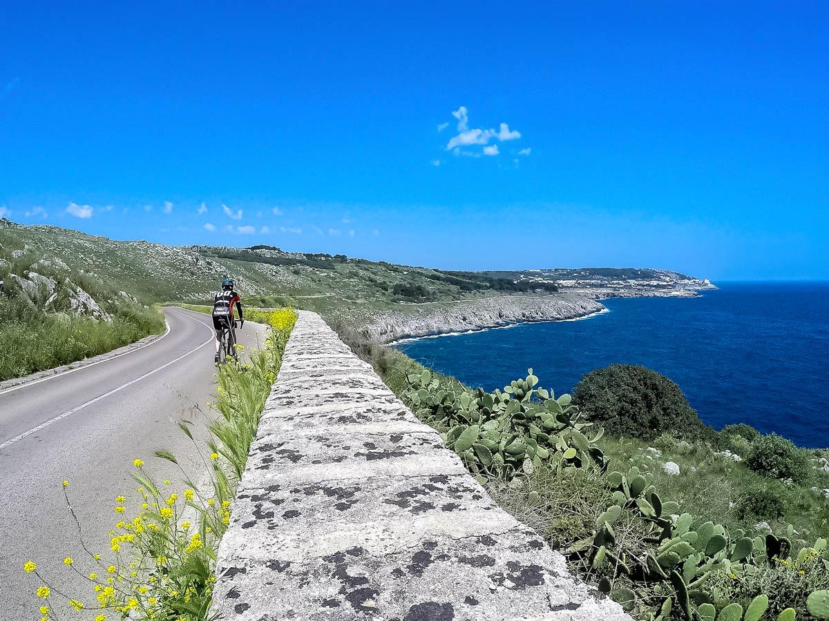 Adriatic Coast bike ride cycling tour Salento Italy