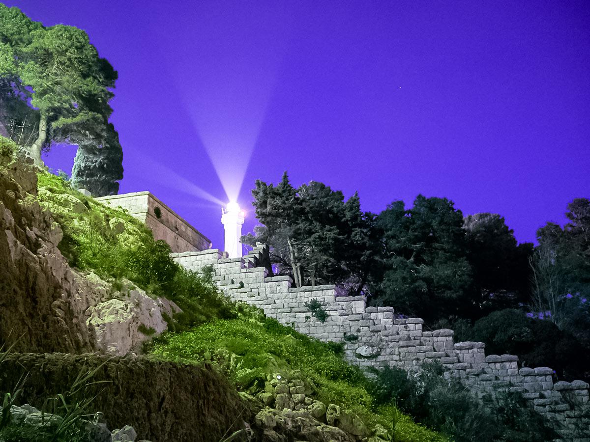 Leuca lighthouse cycling tour Salento Italy