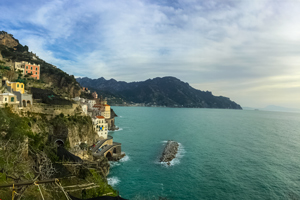 Amalfi Coast Self-Guided Walking Tour