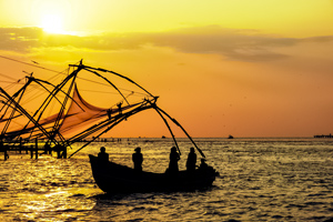 Kerala in Luxury Hotels Tour