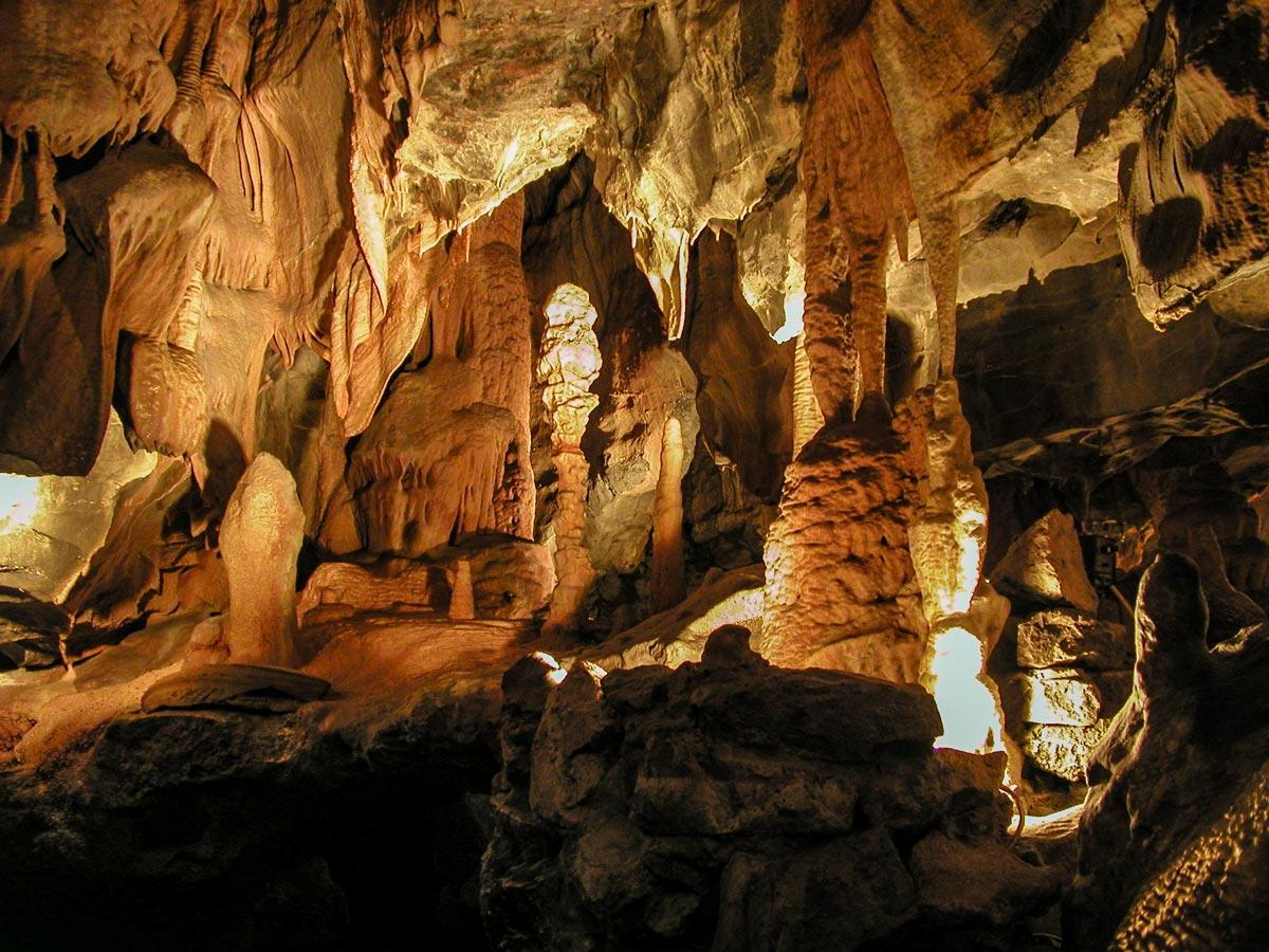 TransIndia Mawsamai caves Meghalaya in North East India