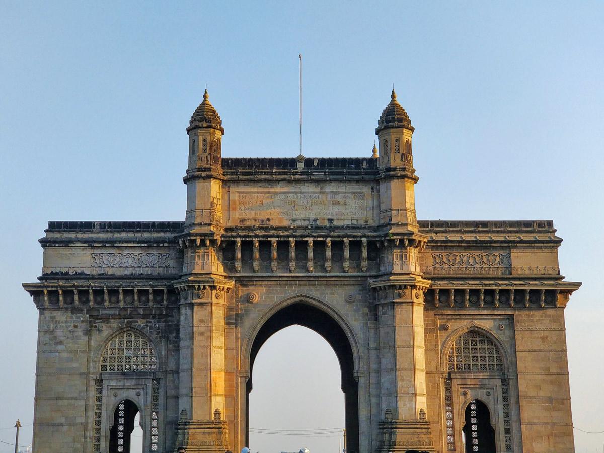 Gateway of India Mumbai exploring forts and palaces India